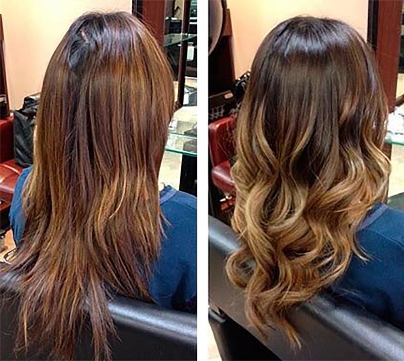 Покраска волос йошкар ола